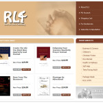 RLS website